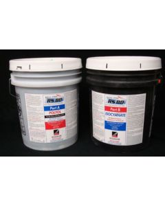 RS-88 RAPID SET PEARLY WHITE 10 GAL KIT