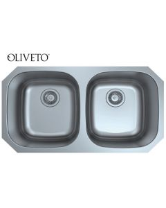 Oliveto Stainless Steel Sinks