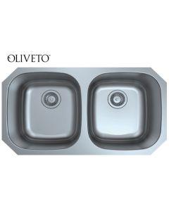 Oliveto Stainless Steel Sinks