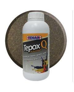 TENAX TEPOX Q, AGER TINT BROWN, 1 LITER